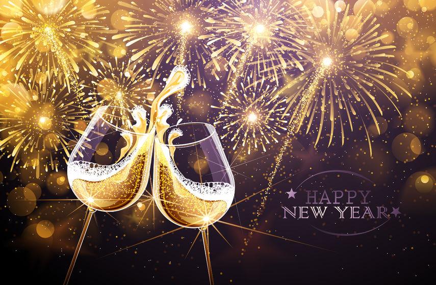 天狼星廣告設計 祝大家新年快樂!