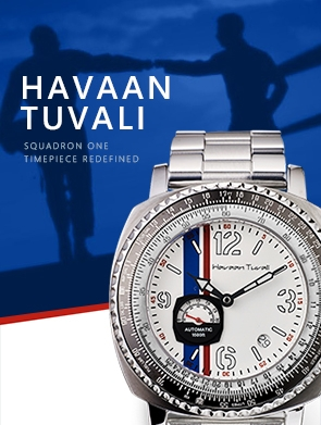 Havaan Tuvali Watch